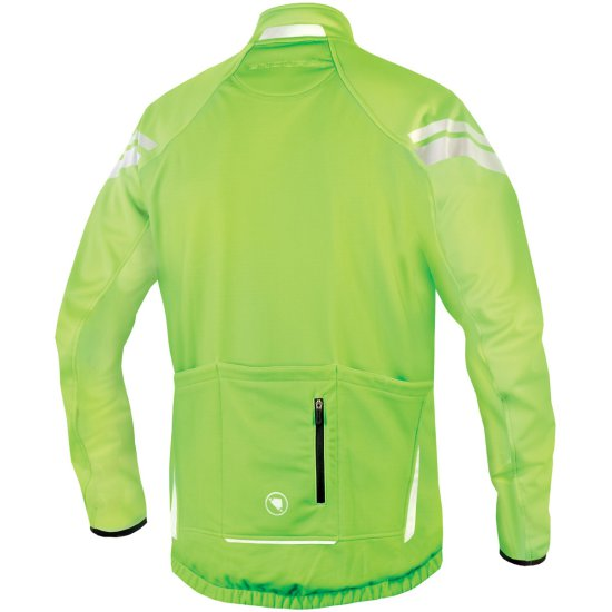 ENDURA Windchill II Hi-Viz Green Jacket
