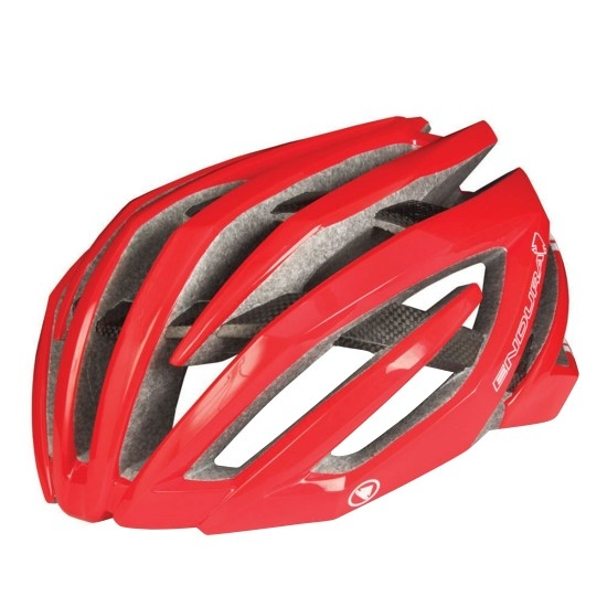 Casque ENDURA Airshell Red
