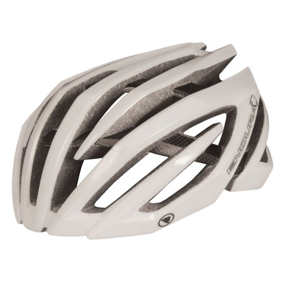 Casco ENDURA Airshell White