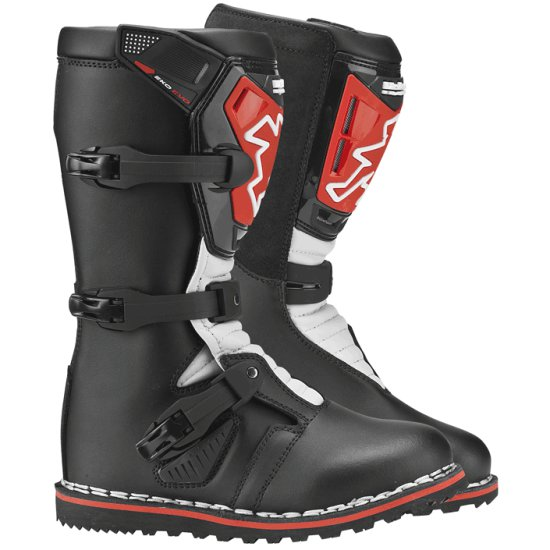 Botas HEBO Eko Evo Junior Black