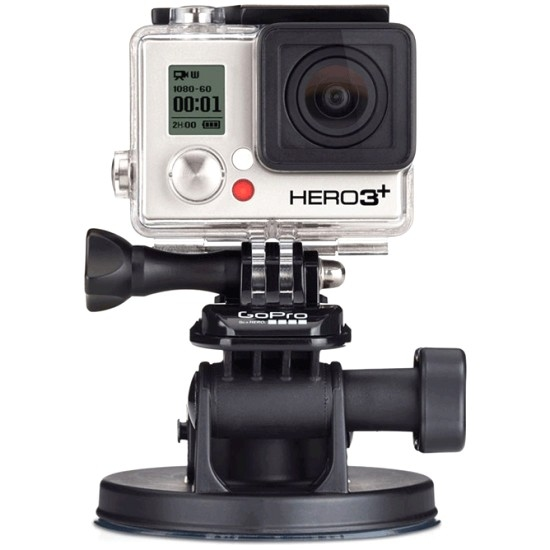 Cámara de vídeo GOPRO Suction Cup Mount