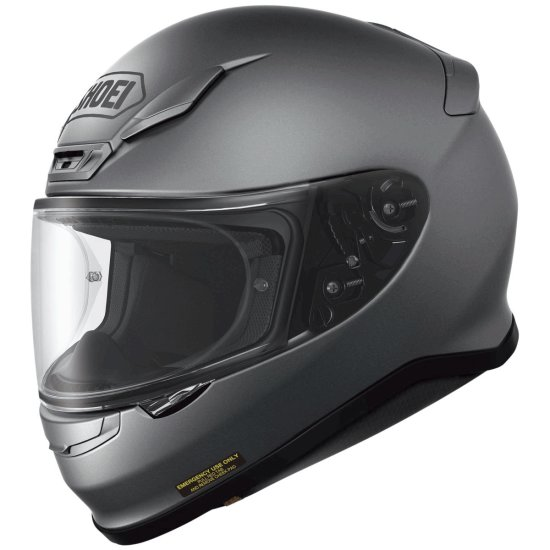 SHOEI NXR Matt Grey Helmet
