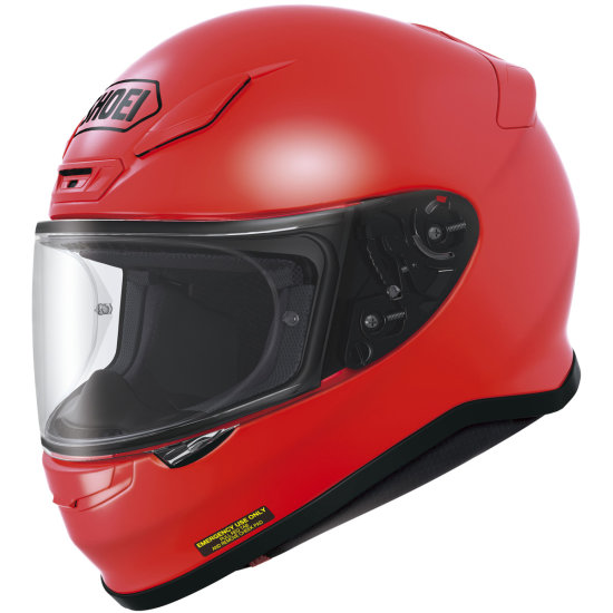 Casco SHOEI NXR Red