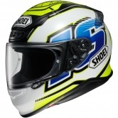 SHOEI NXR Cluzel TC-3