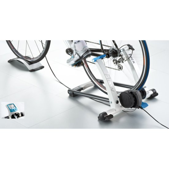 TACX i-Flow virtual reality trainer with S4 Basic Roller
