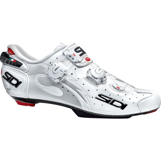 Zapatillas SIDI Wire Carbon 2016 Vernice White