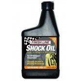 FINISH LINE Shock Oil 15wt 16oz (475ml)