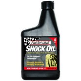 FINISH LINE Shock Oil 5wt 16oz (475ml)