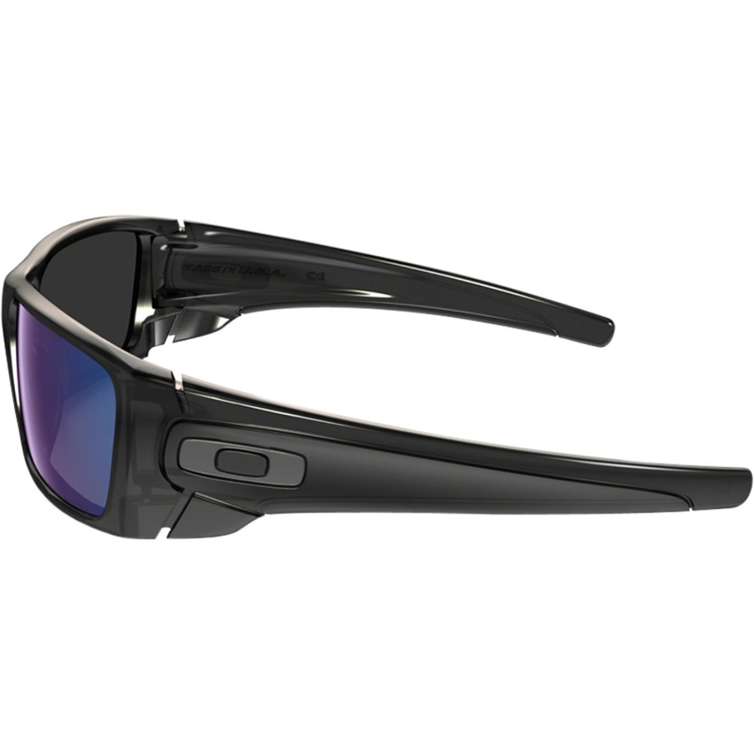 oakley fuel cell polarized black iridium