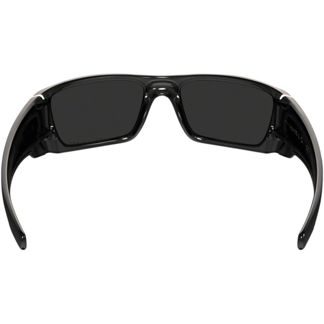 OAKLEY Fuel Cell Polished Black / Ice Iridium Polarized Sun glasses ...