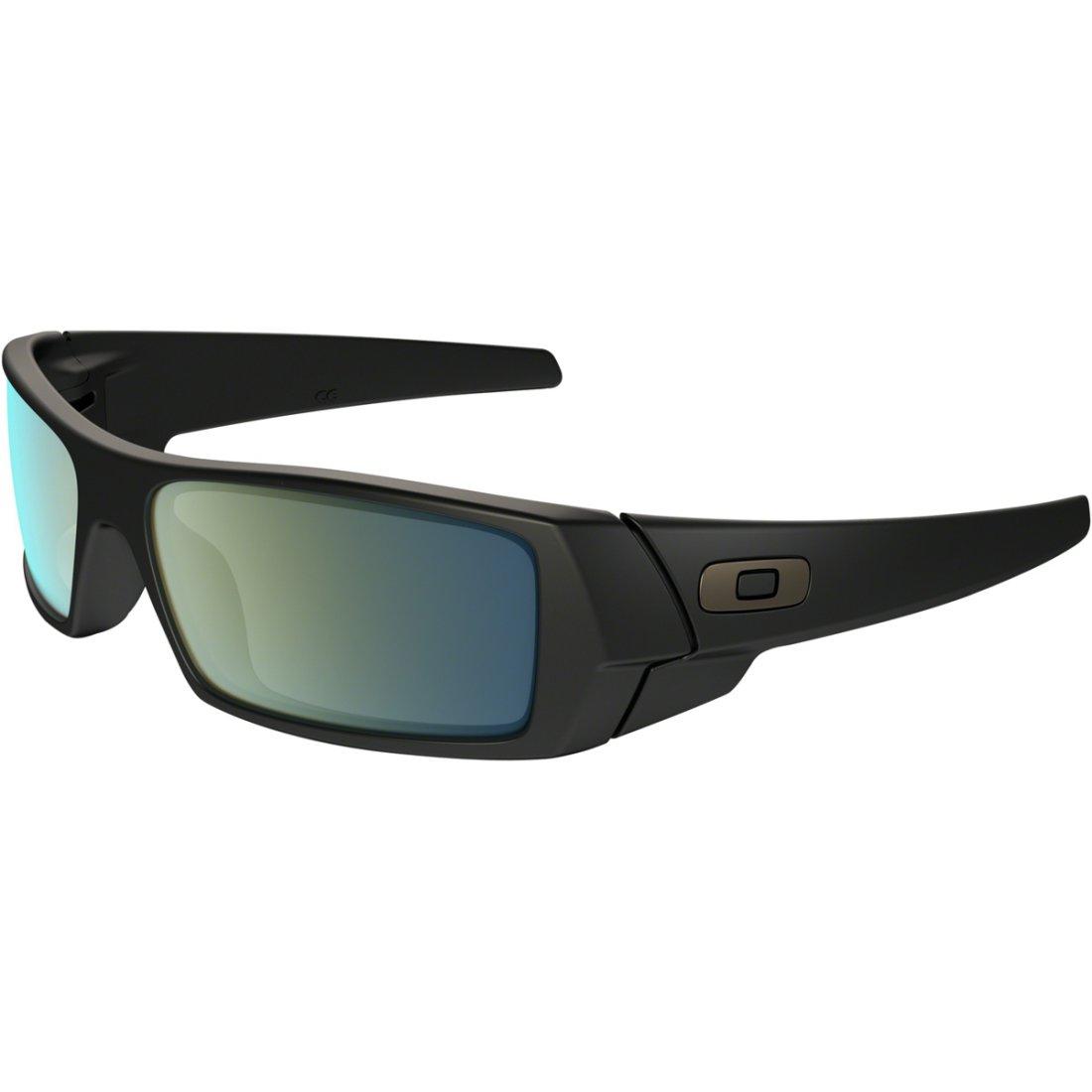 a5a93814cb4d ... usa oakley gascan matte black emerald iridium mask goggle 504d3 6ea55
