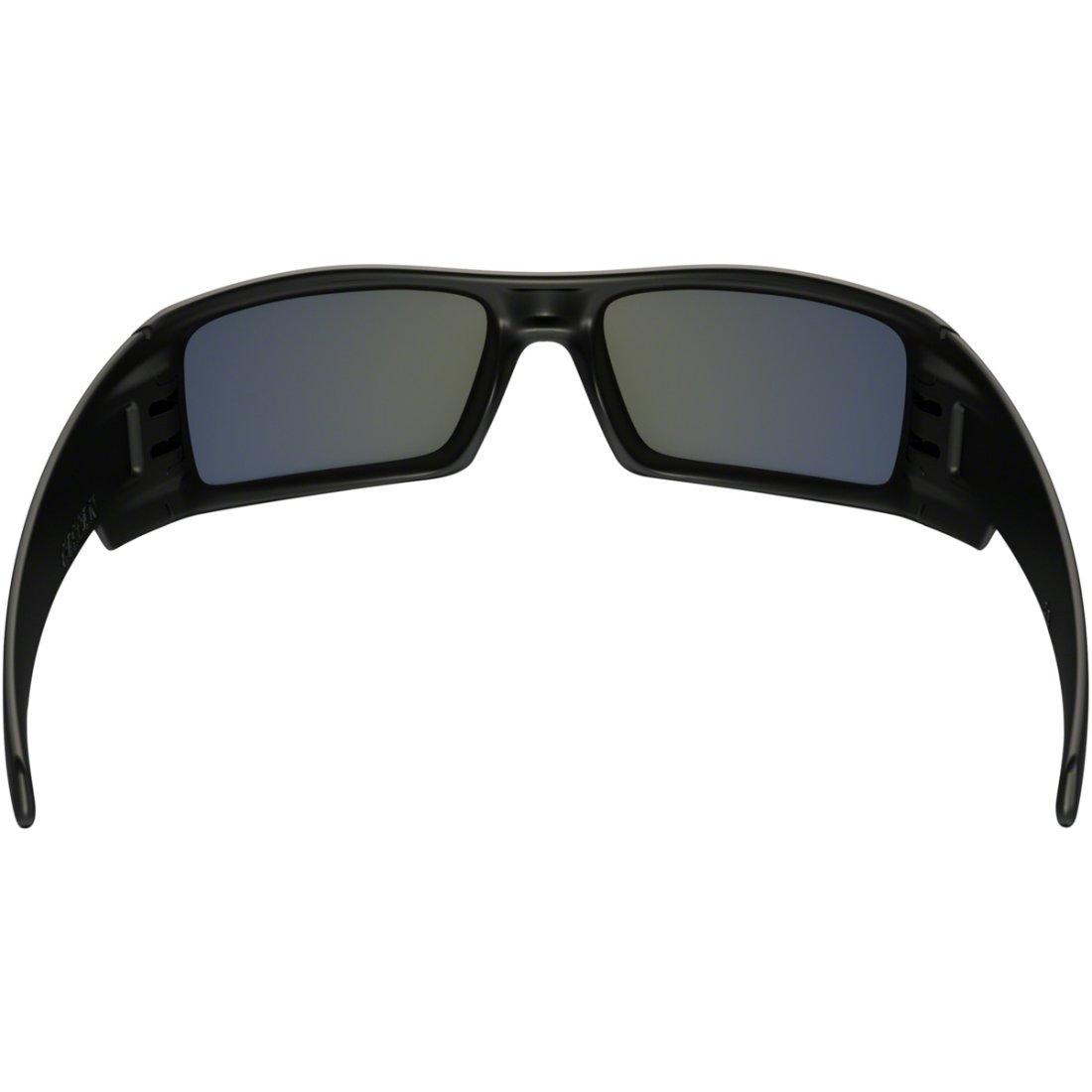 004822e52231 ... usa oakley gascan matte black emerald iridium mask goggle 6ba5a 3ab4a