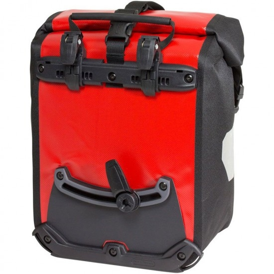 Bolsa ORTLIEB Front-Roller Classic Red / Black