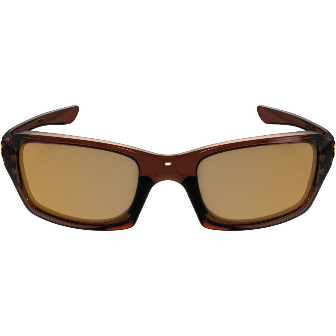 8f243ba5cf Gafas de sol OAKLEY Fives Squared Polished Root Beer   Bronze Polarized