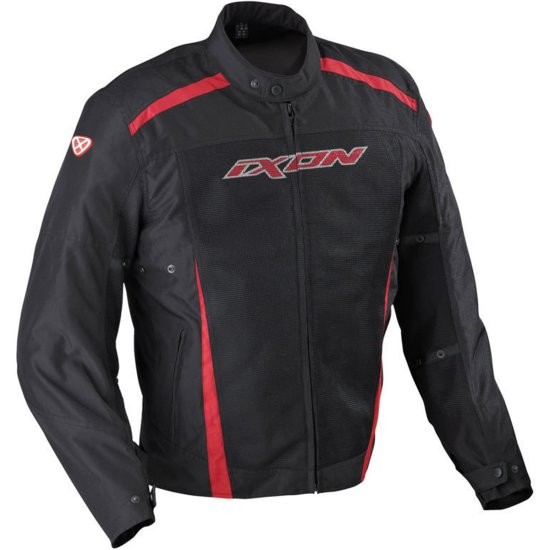 Chaqueta IXON Hacker Game Black / White / Red