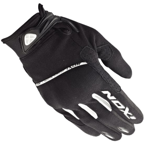 Guantes IXON RS Lift HP Junior Black / White