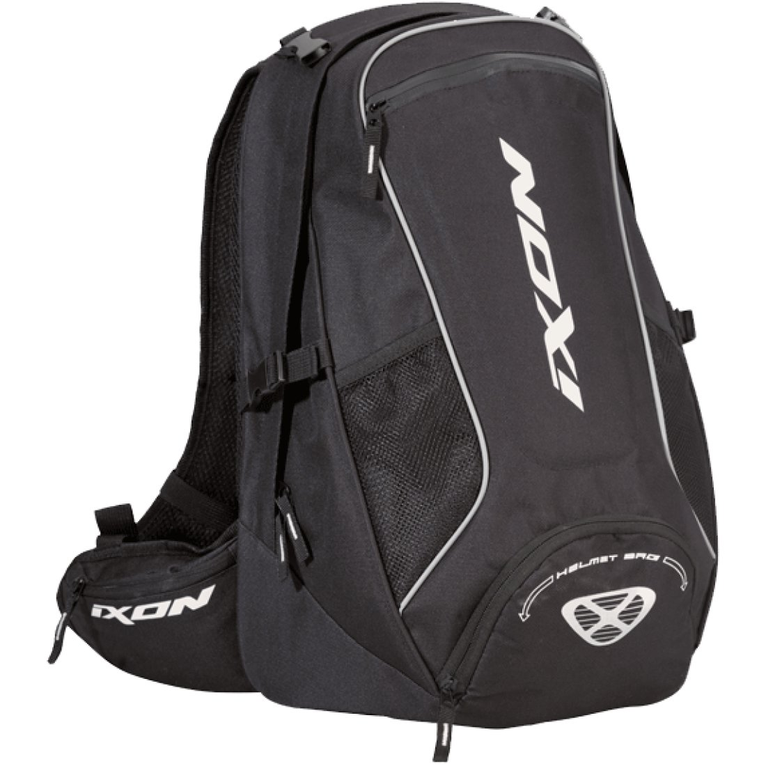 Sac Bagster Cyclone Black Unica 2X4n4A