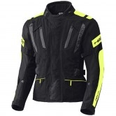 HELD 4-Touring Black / Yellow Fluo