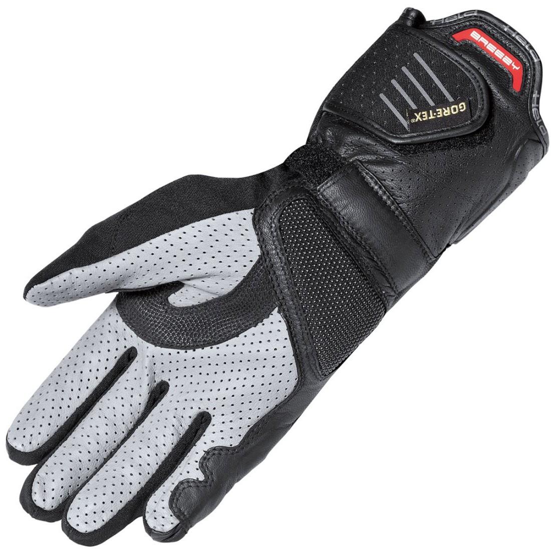 held air n dry gore tex black gloves motocard. Black Bedroom Furniture Sets. Home Design Ideas