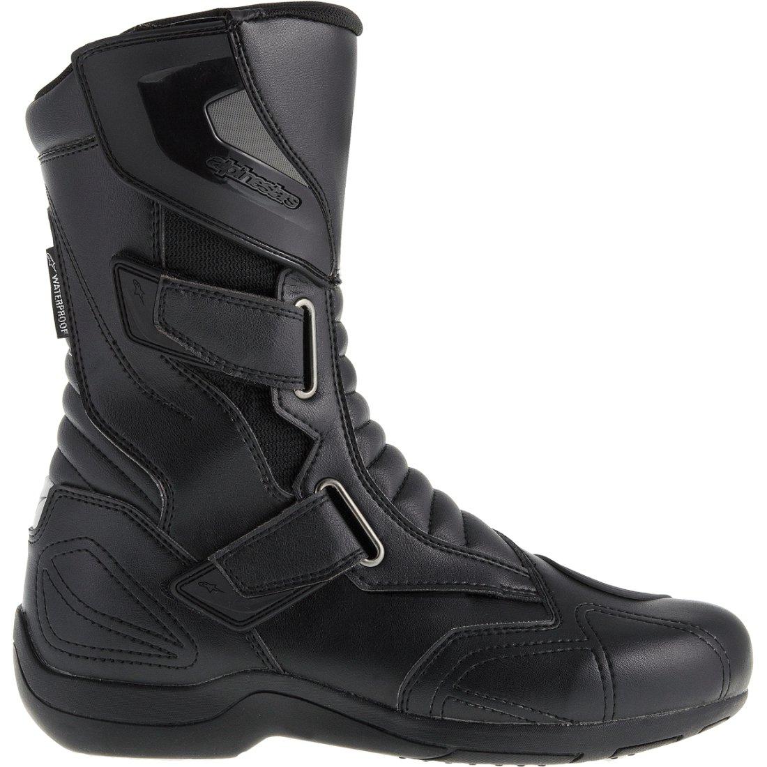 Alpinestars Roam 2 Waterproof Black Boots 183 Motocard