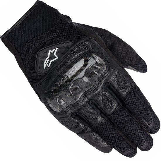 ALPINESTARS SMX-2 Air Carbon SE Black Gloves