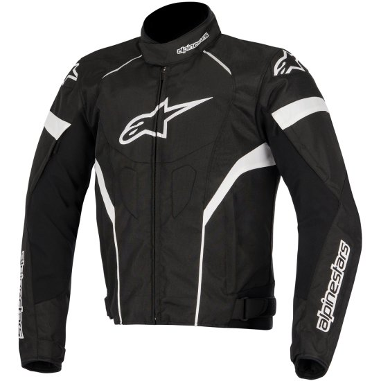 ALPINESTARS T-GP Plus R Black / White Jacket