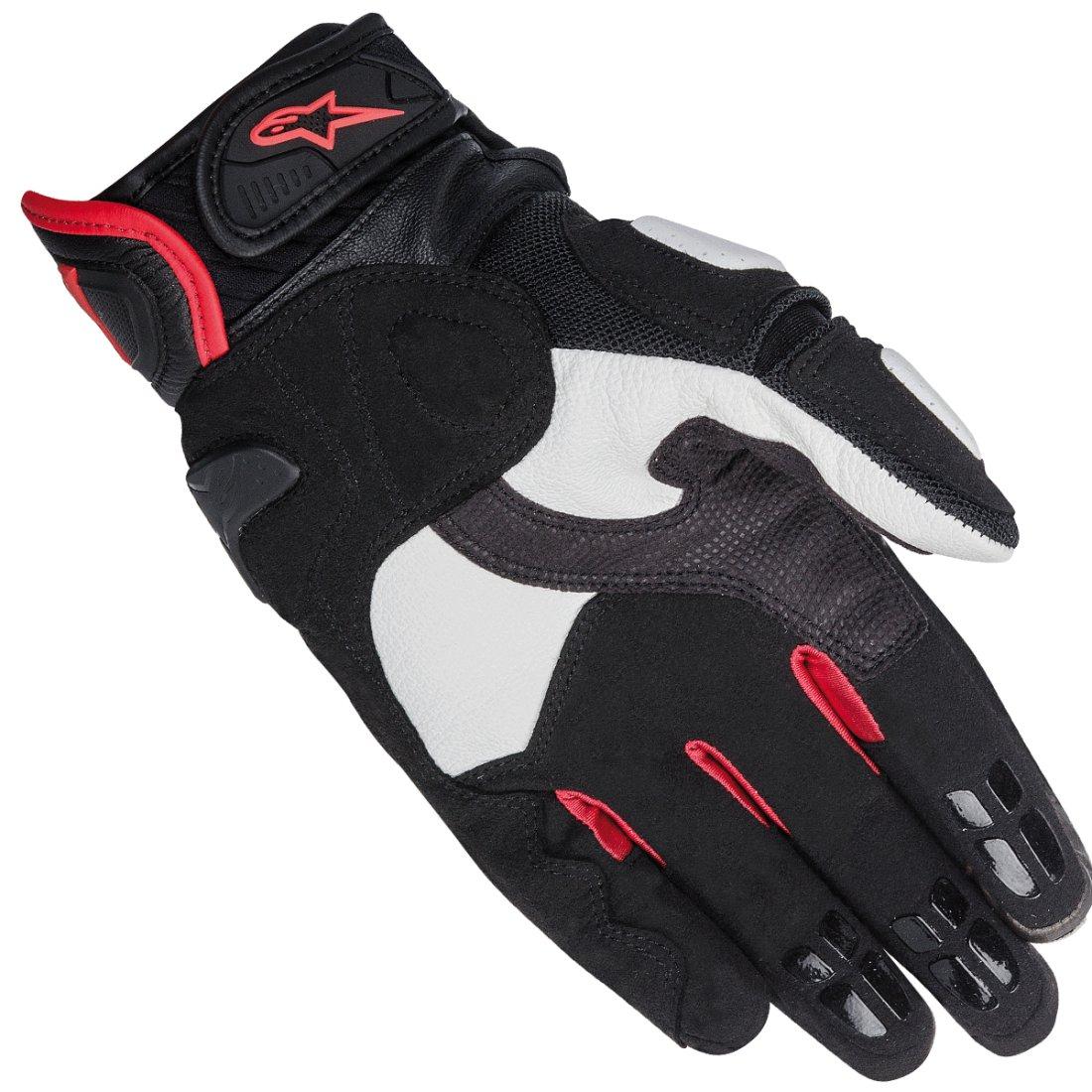Gants alpinestars gp air n bl r motocard for Black red white boxspringbett