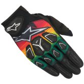 ALPINESTARS Masai Black / Red / Yellow / Green