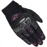 ALPINESTARS Stella SMX-2 Air Carbon Lady Black / Fucsia
