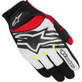 ALPINESTARS Spartan Black / White / Yellow / Red