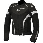 ALPINESTARS Stella T-GP Plus R Air Lady Black / White