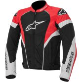 ALPINESTARS T-GP Plus R Air Black / White / Red