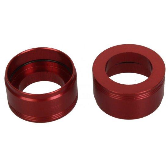 Felgen / Reifen MAVIC 135 > 142mm Rear Adapter Crossride Red