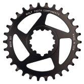 WOLFTOOTH 30T SRAM Direct Mount BB30 Short Spindle Black