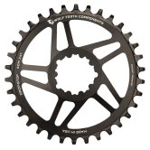 WOLFTOOTH SDM 34T SRAM Direct Mount BB30 Black