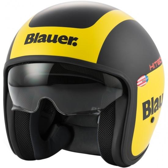 Casco BLAUER Pilot 1.1 Graphic G Black / Yellow