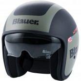 BLAUER Pilot 1.1 Graphic G Matt Black / Green