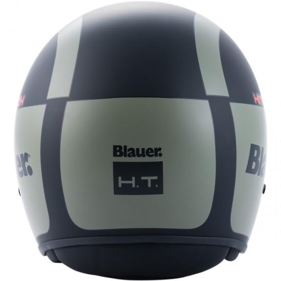 BLAUER Pilot 1.1 Graphic G Matt Black / Green Helmet