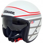 BLAUER Pilot 1.1 Graphic B White