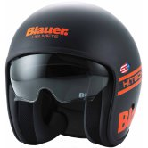 BLAUER Pilot 1.1 Matt Black / Orange Fluo