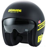 BLAUER Pilot 1.1 Matt Black / Yellow Fluo