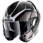 SHARK EvoLine Series3 Hataum Black / White / Red