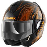 SHARK EvoLine Series3 Mezkal Chrome / Black / Chrom / Orange