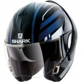 SHARK EvoLine Series3 Corvus Black / White / Blue