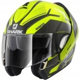 SHARK EvoLine Series3 Hataum Hi-Vis Yellow / Black / Anthracite