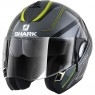 Casco SHARK EvoLine Series3 Hyrium Anthracite / Black / Yellow