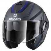 SHARK EvoLine Series3 Hyrium Mat Anthracite / Black / Blue