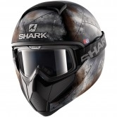 SHARK Vancore Flare Mat Black / Anthracita / Orange