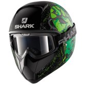 SHARK Vancore Ashtan Mat Black / Green