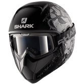 SHARK Vancore Ashtan Mat Black / Silver / Anthracite
